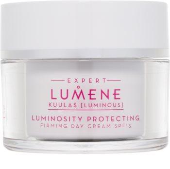 Lumene Kuulas [Luminous] spevňujúci denný krém SPF 15